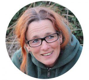 Carmen Randolf, Gründerin der Wildkräuterwerkstatt