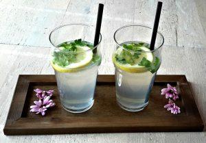 Wildkräuter-Limonade