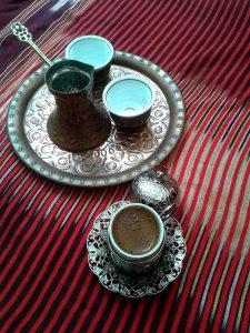 orientalischer Kaffee