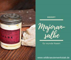 Majoran-Salbe Rezept